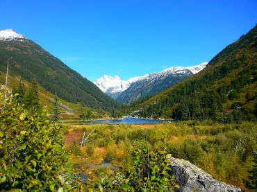 trail running and ultra running trails with sweaty yeti and kynoch adventures in Bella Coola BC Canada