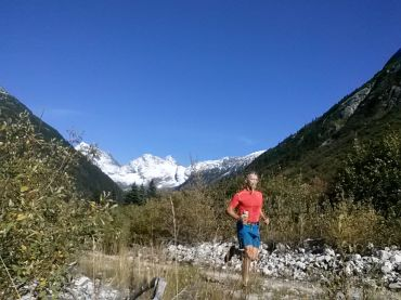 trail running with Sweaty Yeti and Kynoch Adventures in Bella Coola